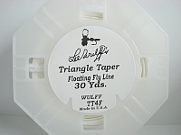 Royal Wulff Triangle Taper