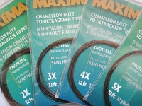 Maxima Tapered Leaders 12ft