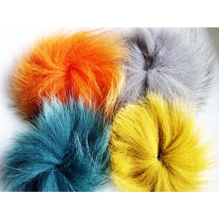 Crossbreed Fox Tail