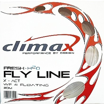 Climax X-ACT Flyline floating