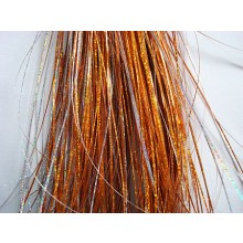 Holo Fly Fiber-silver-orange