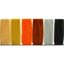 Suede Chenille Assorted Colors
