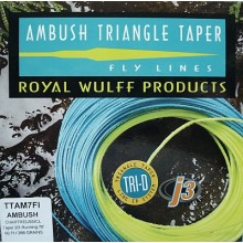 Royal Wulff Ambush Triangle Taper j3 TRI-D