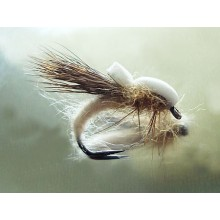 Balloon Caddis-white foam