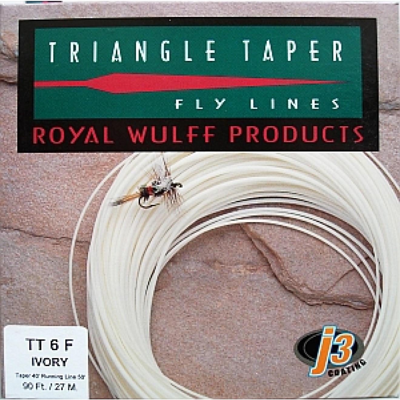 Royal Wulff Triangle Taper TTF Classic